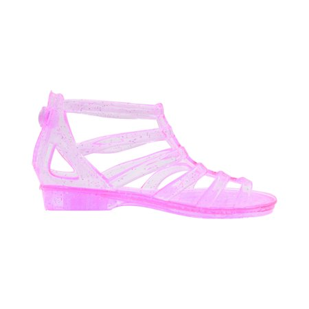 Girls Jelly Gladiator Sandals