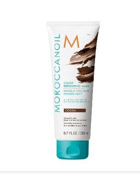 Moroccanoil Color Depositing Face Mask Cocoa 6.7oz/200ml