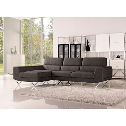 DG Casa Drake Sectional Sofa with Left Facing Chaise