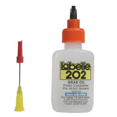 Bearing Lubricant - Labelle Industries 430-202 PTFE Bushing & Bearing Lubricant - 1/2oz 14.8mL For R
