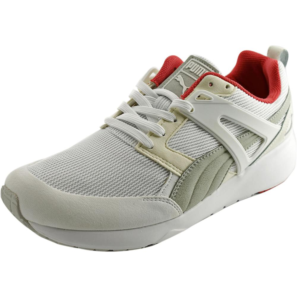 Puma Arial Basic Sports Women  Round Toe Canvas White Sneakers