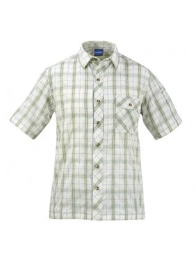 Covert Button Up Casual Tactical Shirt - Short Sleeve - F5352
