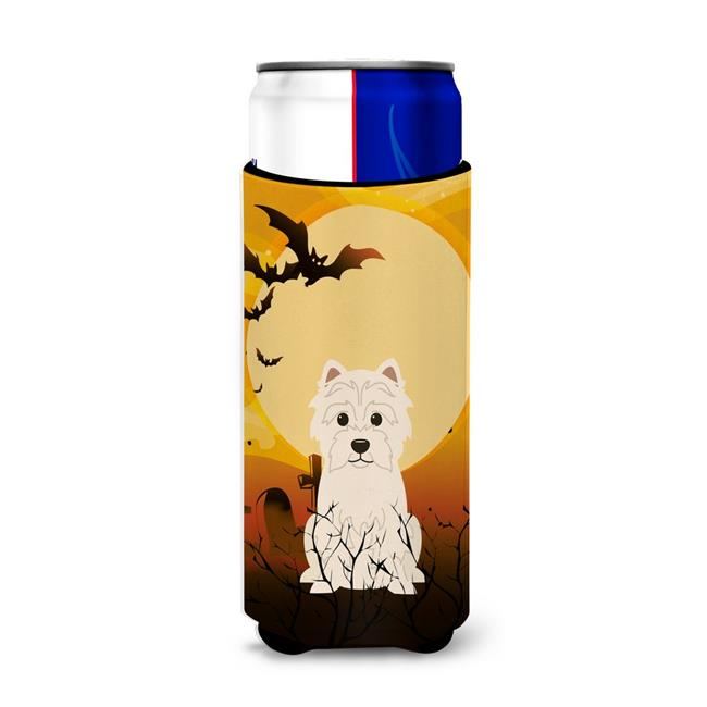 Halloween Westie Michelob Ultra Hugger for Slim Cans - image 1 of 1