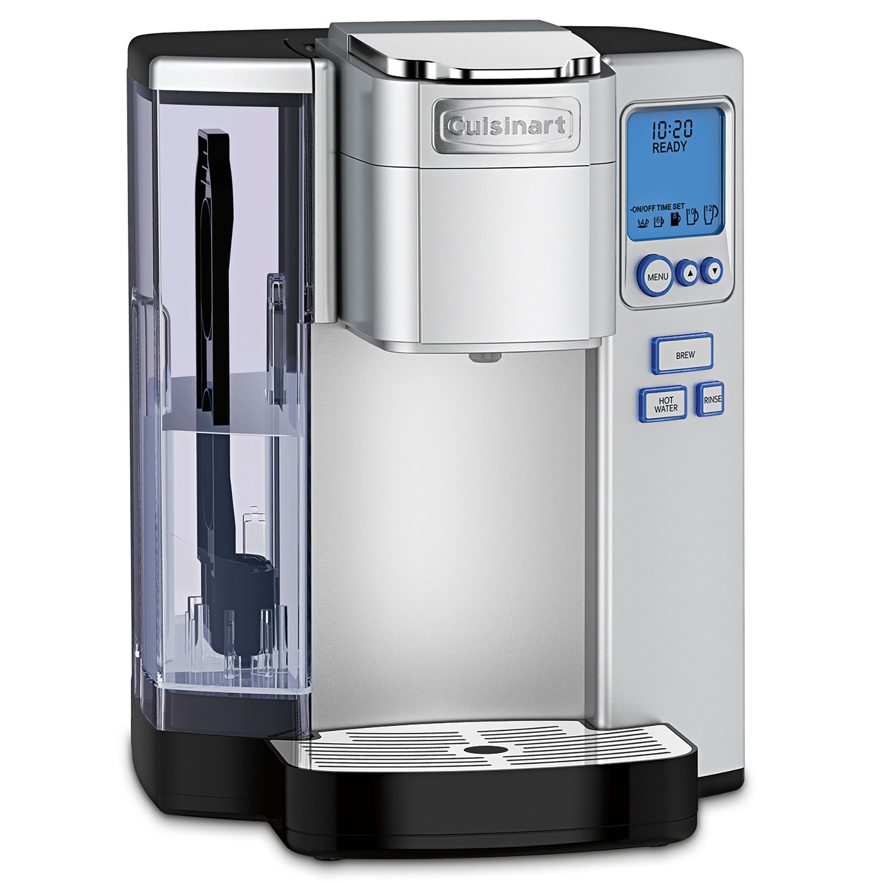 Cuisinart Premium Single Serve Brewer - Programmable - 2....