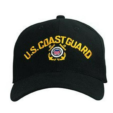 Coast Guard Baseball Hat - Coast Guard Logo Hat, Baseball Cap
