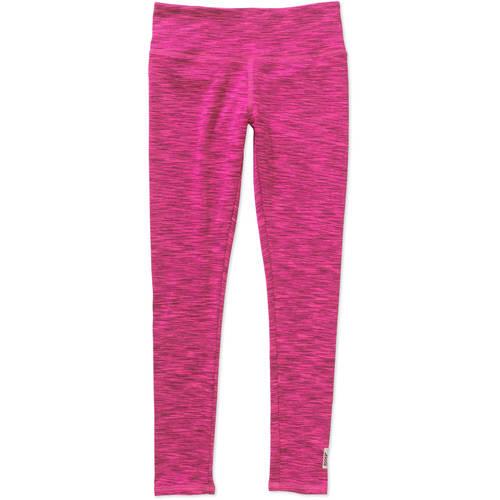 AVIA Girls' Number One Space Dye Legging