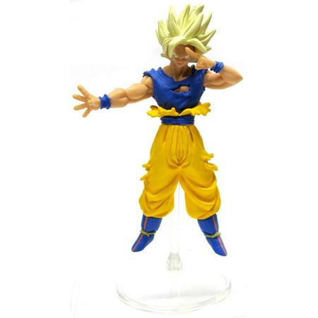 Dragon Ball Z Super Saiyan Goku PVC Figure [Instant Transmission] (Dragon Ball Z Saiyan Costume)