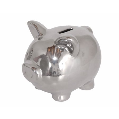 Ceramic Piggy Bank   Benzara