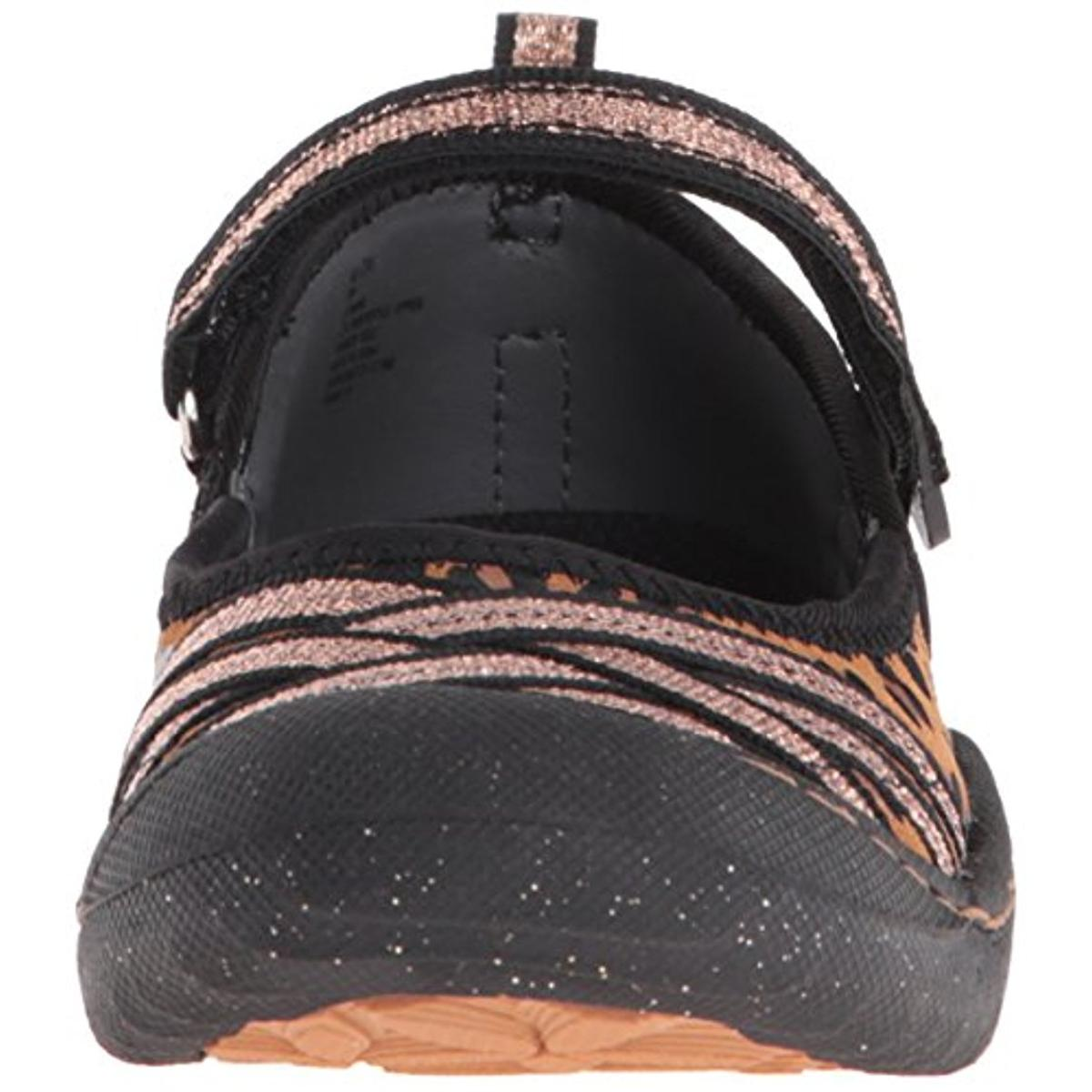 Jambu Girls Fia 5 Mary Metallic Leather Mary 5 Janes e84fe0
