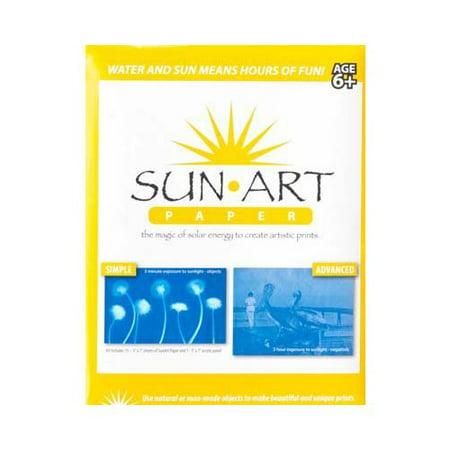 Sun Art Paper - 15 Sheets of 5