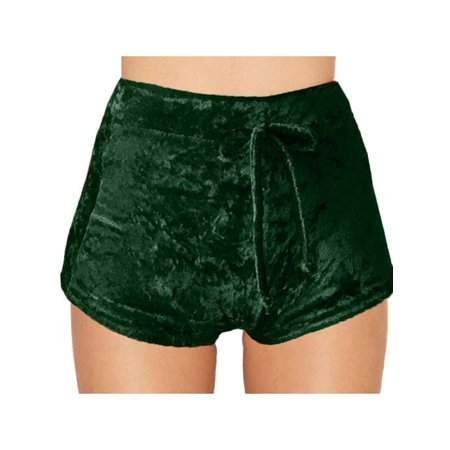 Topumt Women Elastic Velvet High Waist Drawstring Sports Pants (Velvet 2 Piece Pant)