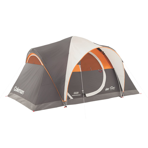 Coleman Yarborough Pass Fast Pitch 6-Person Tent Tent by COLEMAN