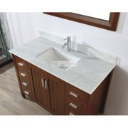 Bauhaus Bath Jacchi 48'' Single Bathroom Vanity Set with Mirror