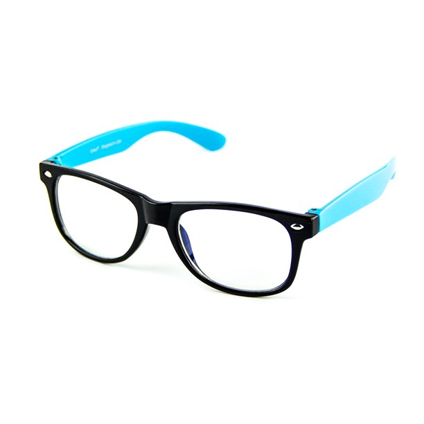 Cyxus Kids/Teens Blue Light Blocking Computer glasses for Anti Eyestrain UV Eyes Protection(Five Colors Available)