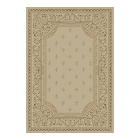 Concord Global Trading Imperial Collections Fleur De Lys Area Rug