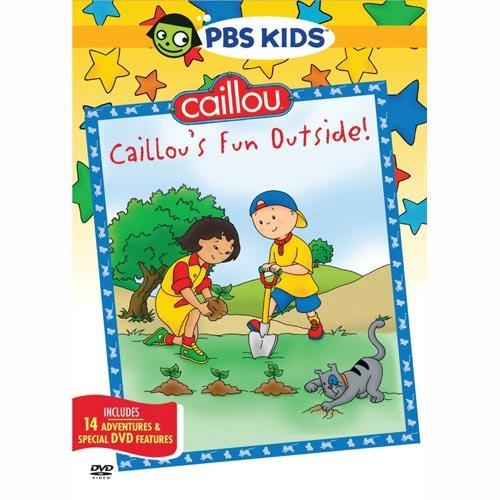 Caillou's Fun Outside!