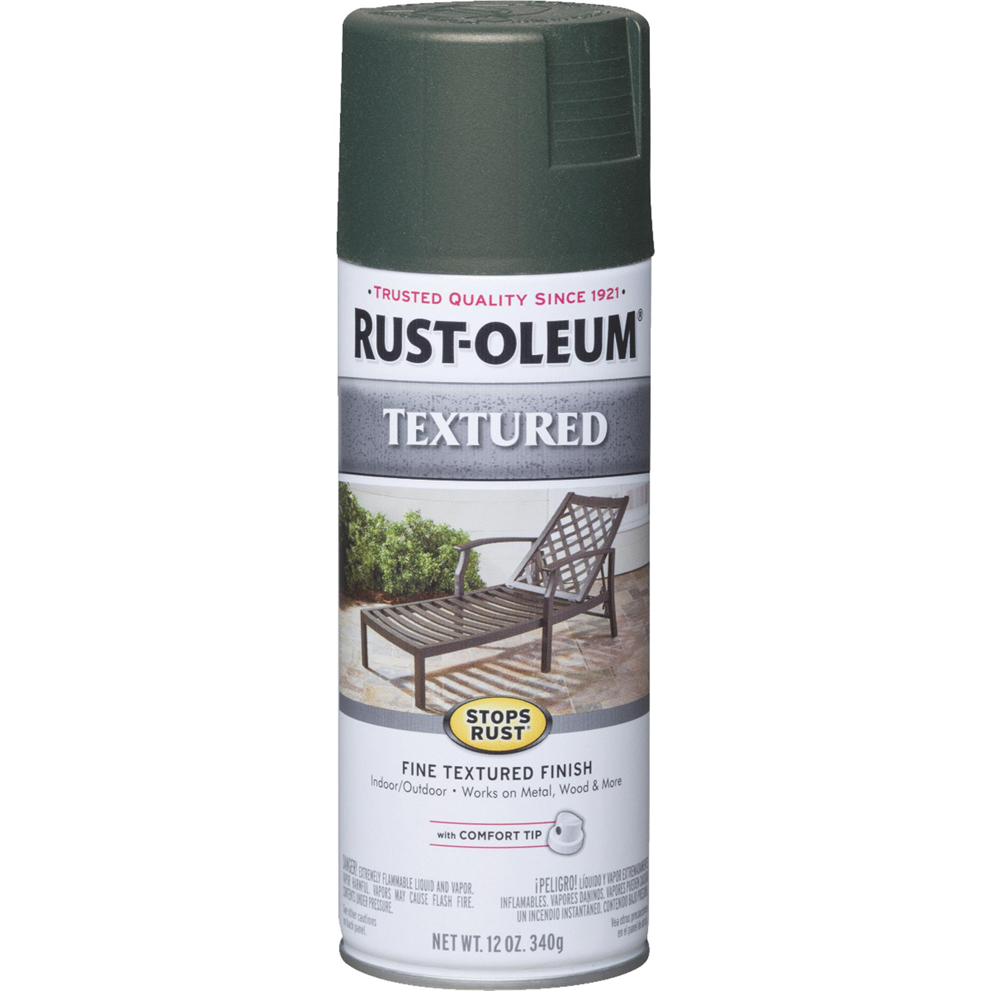 Rust Oleum Stops Rust Textured Spray Paint Walmartcom
