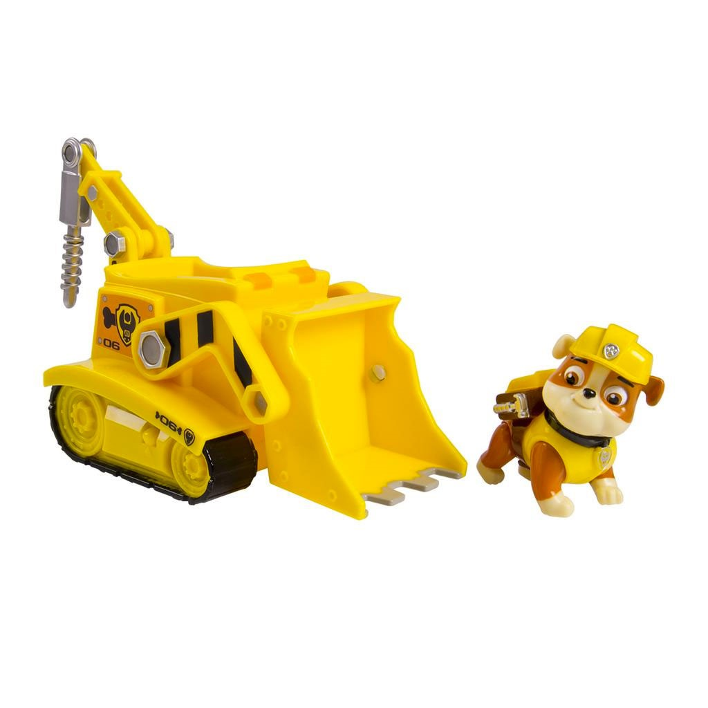 PAW Patrol Rubble's Digg'n Bulldozer