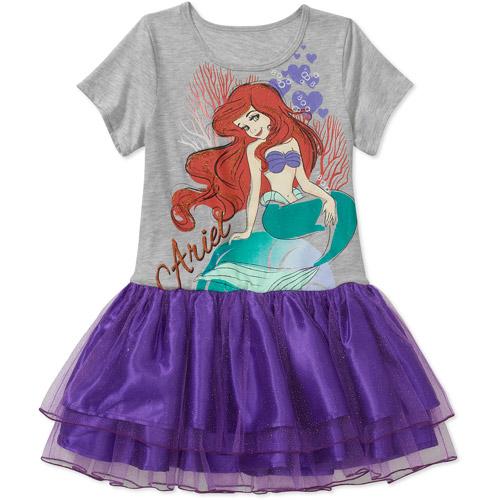 Disney Little Mermaid Ariel Girls' Dress
