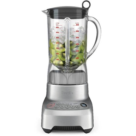 Breville Hemisphere Control 6 Speed Blender Stainless Steel (BBL605XL)