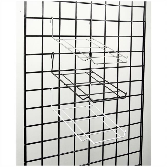GPB-CAP-S 0.13 in. Wire Cap Display for Gridwall, Black - image 1 of 1