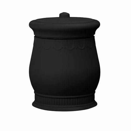 Savannah Urn, Black by Generic