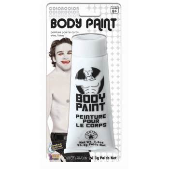 BODY PAINT-3.4OZ-WHITE for $<!---->