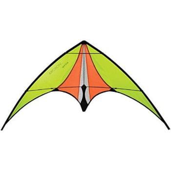 Prism Micron Dual-line Stunt Kite, Yellow by