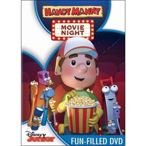 Handy Manny: Movie Night (Full Frame)