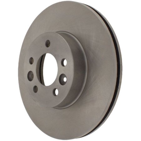 Go-Parts OE Replacement for 1998-2002 Ford Crown Victoria Front Disc Brake Rotor for Ford Crown - Crown Victoria Bendix Brake