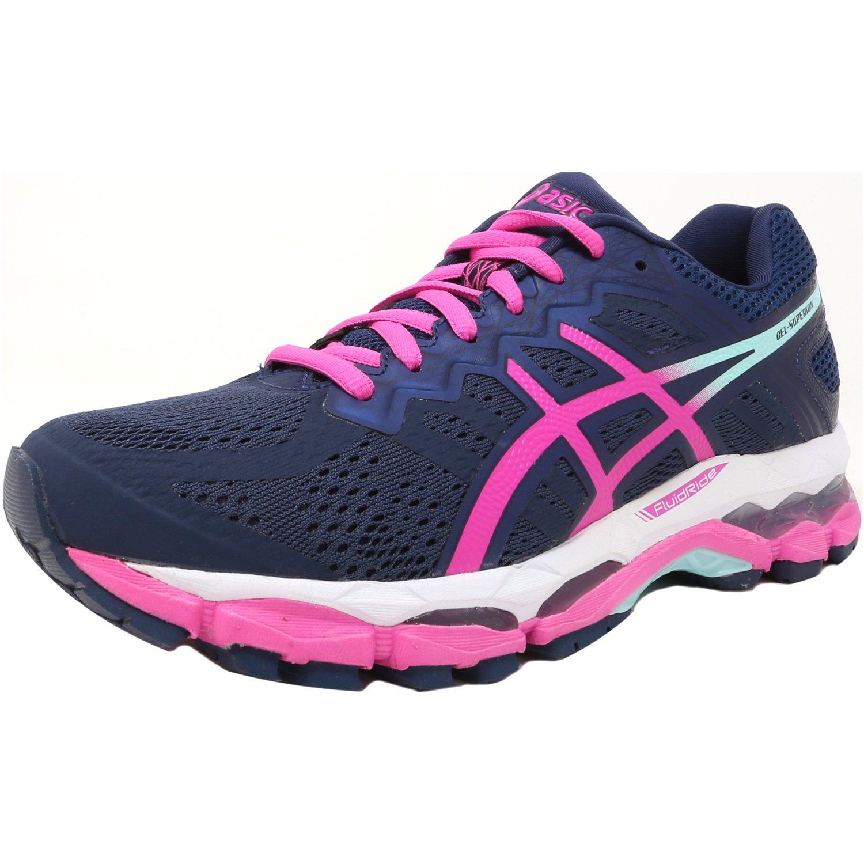 d46b181c044b Asics - Asics Women s Gel-Superion Smoke Blue   Lake Aruba Ankle-High  Running Shoe - 8.5M - Walmart.com
