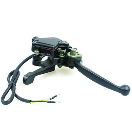 Thumb Throttle Lever (Lumix GC Brake Lever Thumb Throttle For Polaris Sportsman 90 Atv Quad 90cc 2001 -)