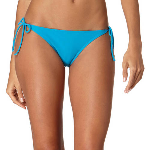 OP Juniors Textured String Bikini Bottom