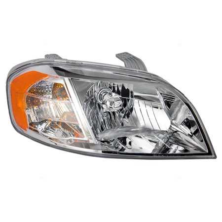 Pengers Headlight Headlamp Replacement For Chevrolet 96650526