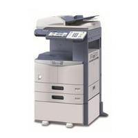 Refurbished Toshiba E-Studio 306 A3 Monochrome Laser Multifunction Copier - 30ppm, Copy, Print, Scan, Auto Duplex, Network-Ready, 2400 x 600 dpi, 2 Trays, Cabinet