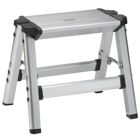 - Heavy Duty Aluminum Step Stool