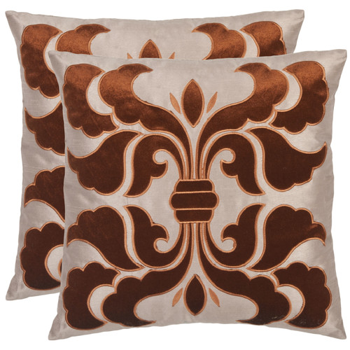 Safavieh Wickles Throw Pillow (Set of 2)