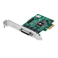 DP Cyber Serial 4S PCIe Card