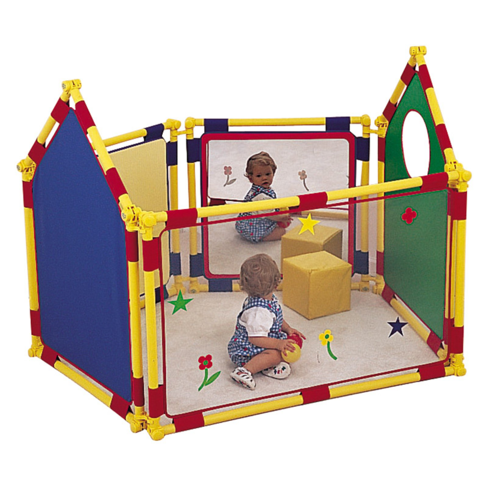 CHILDREN'S FACTORY Baby Corral Room Dividers