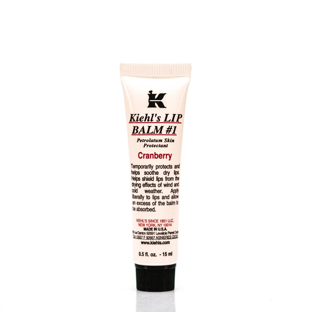 Kiehl's Scented Lip Balm #1 - Cranberry 0.5oz (15ml)