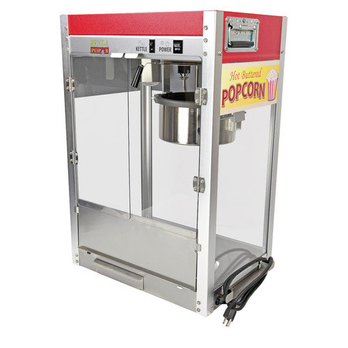 Paragon International 8 oz. Rent A Pop Popcorn Machine