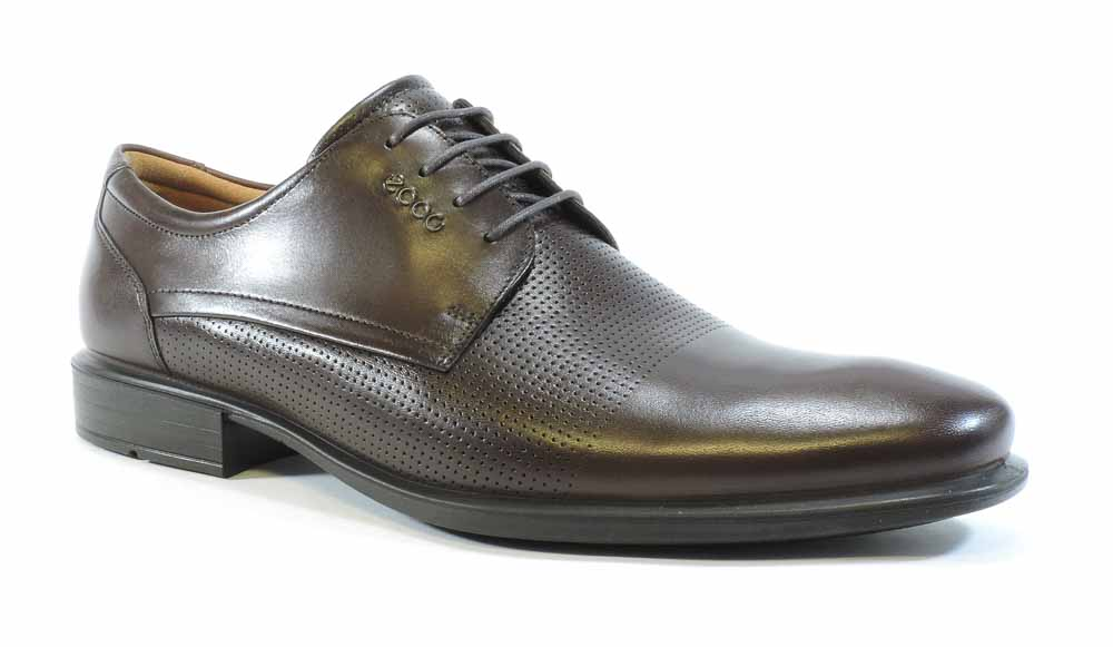 ECCO Men's Cairo Perforation Tie Oxford by