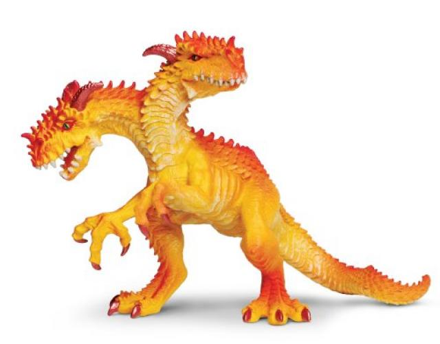 Safari Ltd Ocean Dragon for Ages 4+ Lead and BPA Free Dragons Phthalate