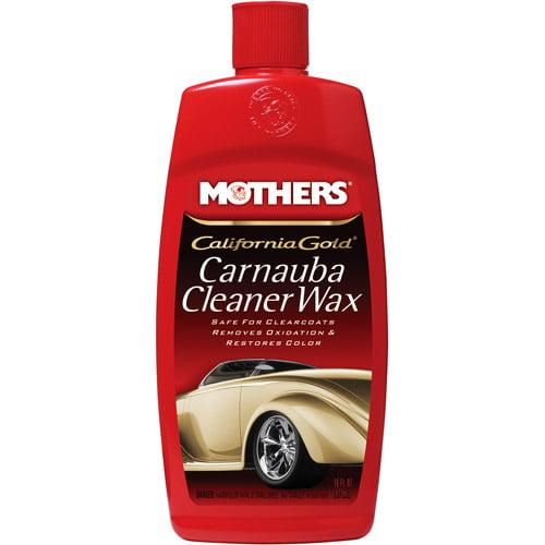 Mothers Polish 5701 CA. Gold Original Cleaner Wax - Liquid