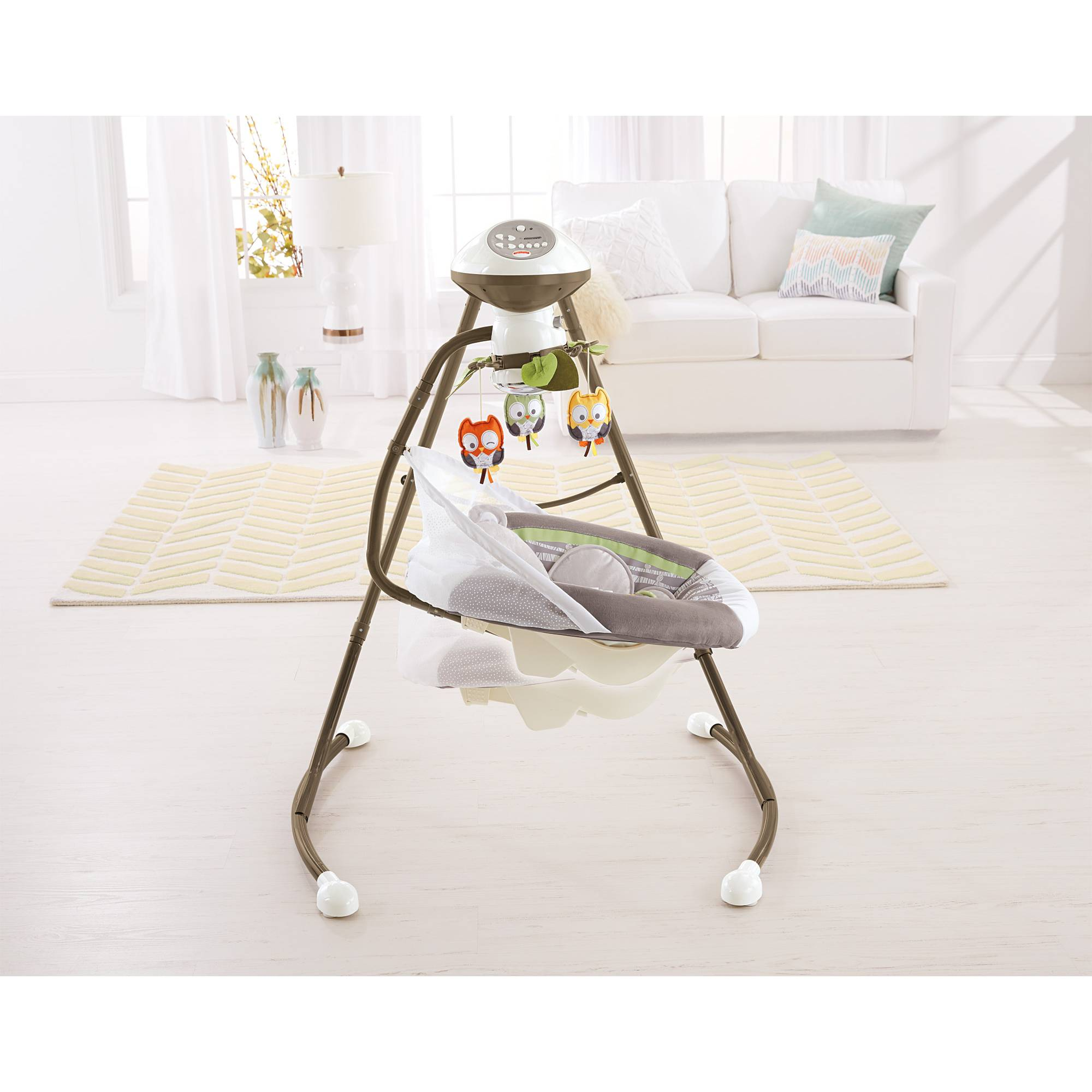 Fisher Price Cradle N Swing With 6 Speeds My Little