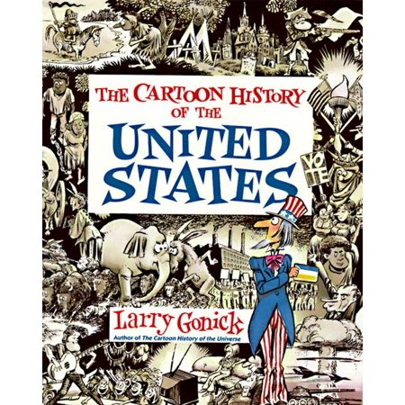 Halloween History Cartoon (Cartoon Guide: Cartoon History of the United States)