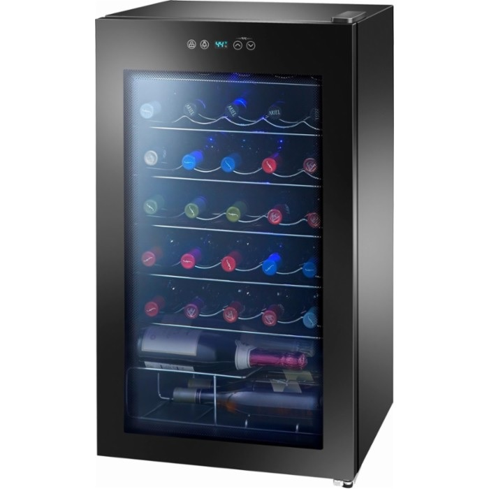 Arctic King Premium 34-Bottle Wine Cooler
