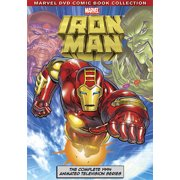 Iron Man: The Complete 1994 Animated Television Series (DVD)