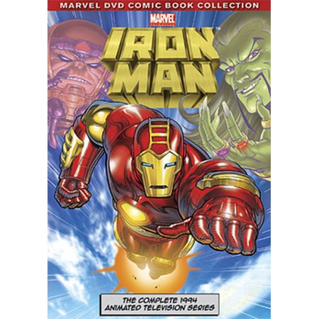 Iron Man: The Complete 1994 Animated Television Series (DVD) (Animated Halloween Tv Shows)