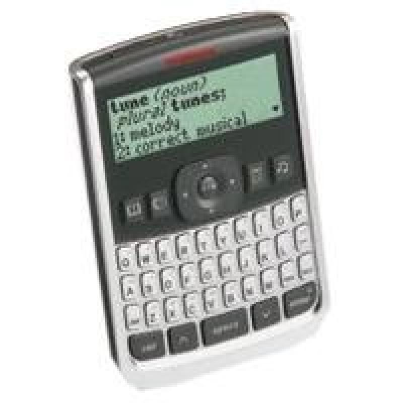 Franklin Merriam-webster Dictionary with MP3 Player